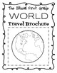 Official Travel Brochure Grades Kindergarten First Second Grade Cultures World