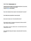 Officiel des Spectacles Webquest - French Entertainment