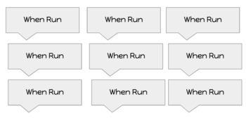 Offline Coding Cards (Editable)