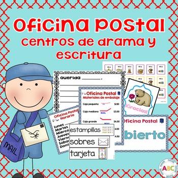 Oficina Postal Centros de Drama & Escritura
