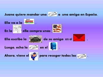 Spanish Oficina de Correo Post Office