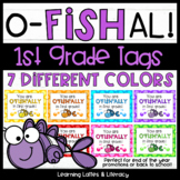 Goldfish Ofishally In First Grade Tags End of Year Beginning of Year Open House