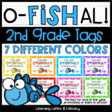 Goldfish Ofishally In Second Grade Tags End of Year Beginning of Year Open House