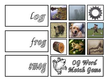 Og Word Building Game