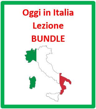 Oggi in Italia Lezione 4 Bundle
