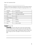 Oggie Cooder by Sarah Weeks: Reading Comprehension Packet