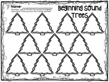 Oh, Beginning Sound Tree!
