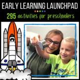 Early Learning Launchpad BUNDLE | Homeschool Preschool Cur