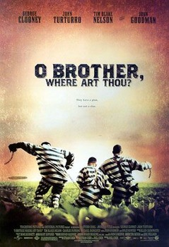 Oh Brother, Where Art Thou? - Vocabulary Crossword Puzzle