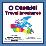 O Canada! Travel Brochures