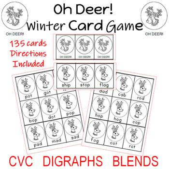 Oh Deer! Card Game