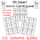 Oh Deer! Winter Card Game