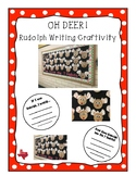 Oh Deer! Holiday Writing Craftivity