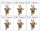 Oh Deer! Letter Sounds Game