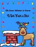 Oh Deer Winter is Here! Bulletin Board Set