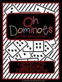 Oh Dominoes!  Fast, Fun Math Centers
