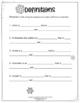 Expressive Language Worksheets