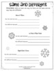 Oh (Expressive) Language Games Worksheets