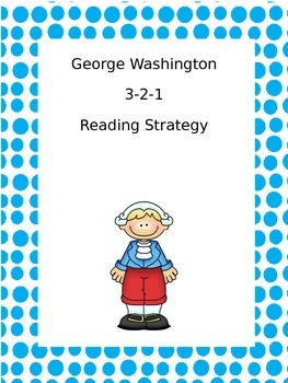 Oh George Washington, Oh George Washington You were the 1st President