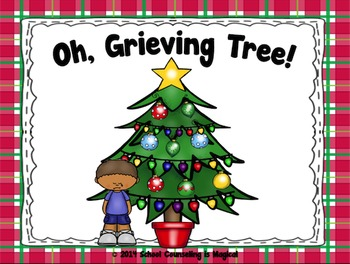 Oh, Grieving Tree!