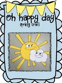 Oh Happy Day (Spring craft)