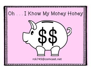 Oh I Know My Money Honey