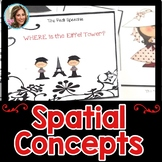 Positional Words | Spatial Concepts | Following Spatial Directions
