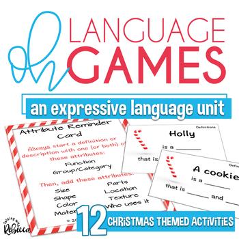 Oh, Language Games: An Expressive Language Unit