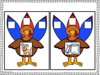 Oh My Gobble! (Thanksgiving Literacy and Math Centers)
