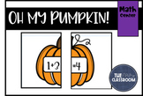 Oh My Pumpkin! Addition Math Game