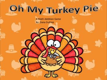 Oh My Turkey Pie
