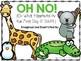 Oh No! A Tiger Tail Book Companion