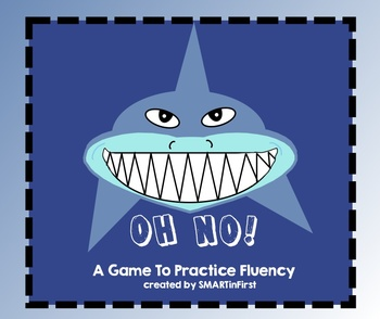 Oh No! Fluency Game