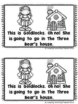 Oh No!  It's Goldilocks