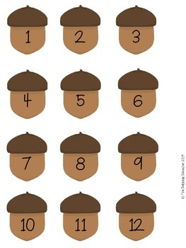 Oh Nuts!  A fun game to target s-blends