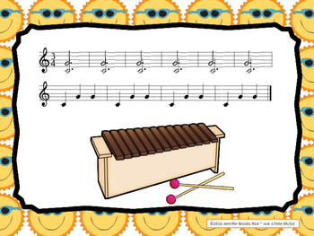 Oh Oh the Sunshine--Folk Song w/ Orff Instrument Accompaniment and a Dance