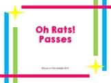 Oh Rats! Pass
