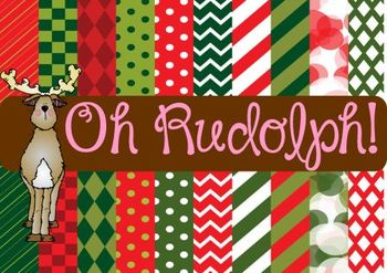 Oh Rudolph!
