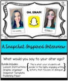 Oh, Snap! A Snapchat Inspired Dialogue Activity