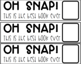Oh Snap!  Bookmarks