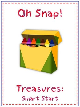 Oh Snap! First Grade Sight Word Game - Treasures Reading Program - Start Smart