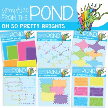 Oh So Pretty Brights Elements Set