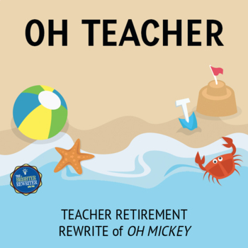 Retirement Song Lyrics for Oh Mickey