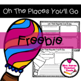 Oh The Places You'll Go Freebie