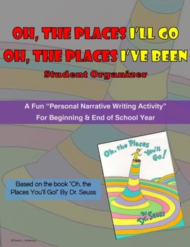 Oh The Places You'll Go / Oh the places I've Been: Student Organizer