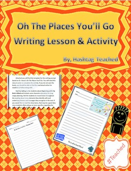 Reflective Writing Lesson (Inspired by Dr. Seuss's Oh The