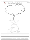 Oh The Thinks You Can Think- Dr Seuss- cvc- rhyming words-