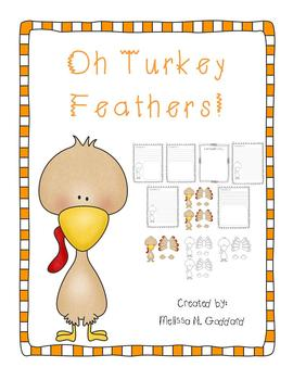 Oh Turkey Feathers!