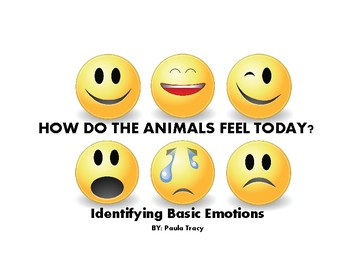 How Do The Animals Feel Today?
