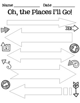Oh, the Places I'll Go!
